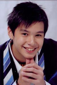 Philippine Actor AJ Perez