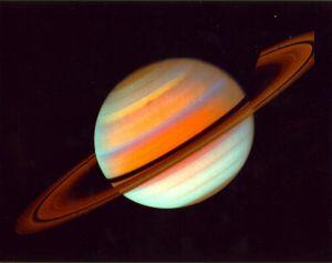 Saturn, Photo Credit: NASA